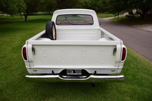 ford f100 mod 1962 motor v8 original 98% real coleccion