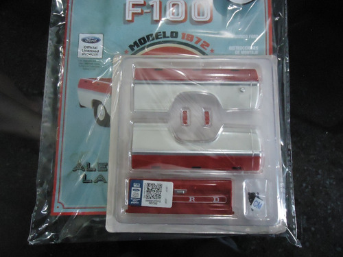 ford f100 para armar fas 1,2,3,4,5,6,7,8,9.10,11,12 completa