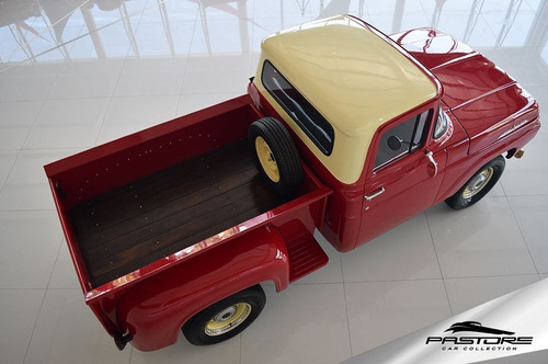 ford f100 twin beam - 1969
