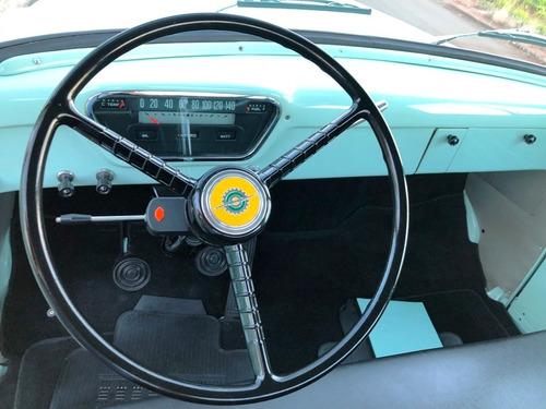 ford f100 v8 1958 nao é dodge maverick mustang puma opala
