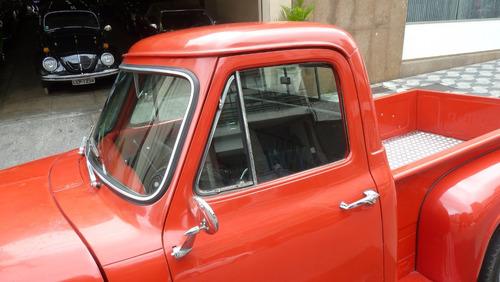 ford f100 v8 original raridade coleção pick up antiga