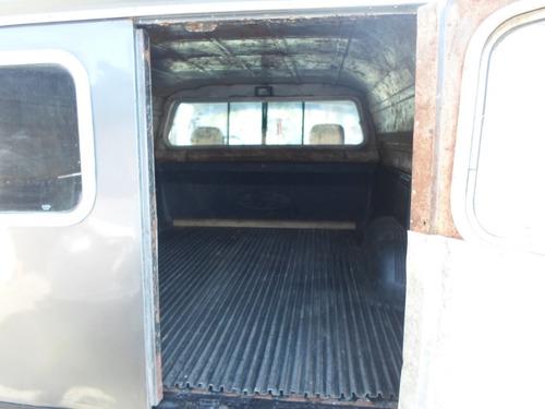 ford f100 xlt full perkins 4 turbo caja klarc