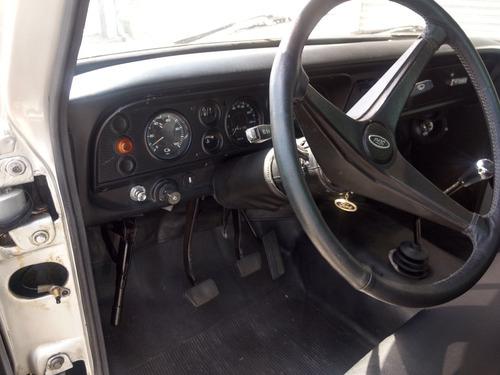 ford f1000 diesel 1985