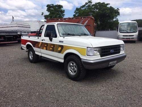 ford f1000 turbo ano 1995 - filé !!!