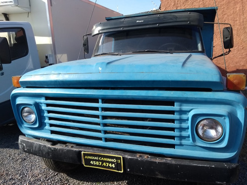 ford f11000 basculante ano 83 motor mercedes já no documento