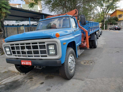ford f11000 munck capacidade 3750 kg