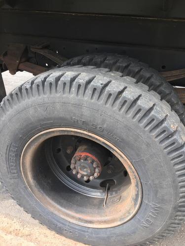 ford f12000 4x2 c/ munck 12.500t
