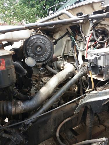 ford f12000 ano 2001 caçamba trabalhando otimo caminhao//