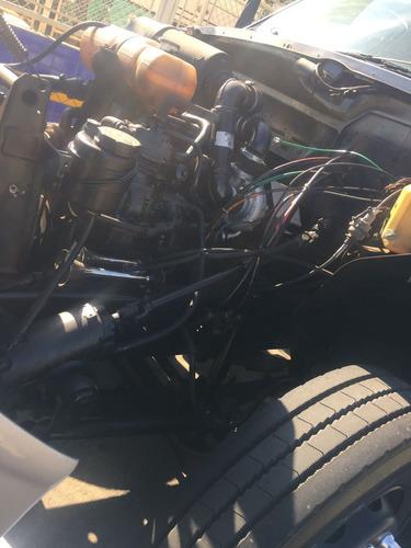 ford f12000 sapão pitbull carroceria ano 1993