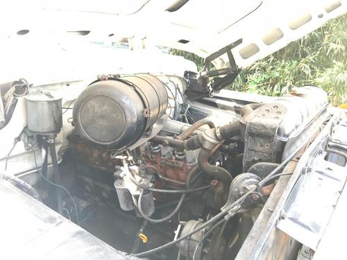 ford f14000 1992 munck mecânico operacional