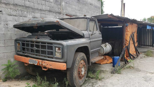 ford f14000 ano 1990 chassi