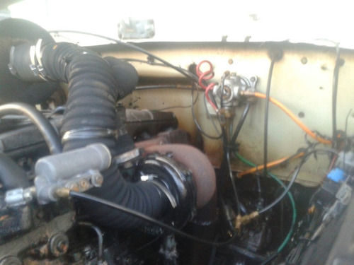 ford f14000 basculante 1992