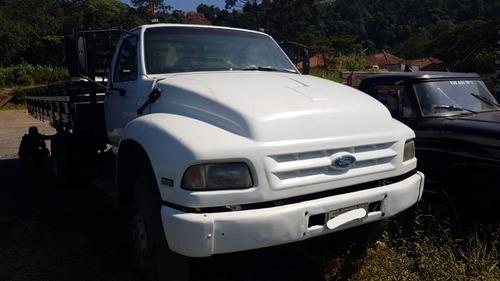 ford f14000 carroceria ano 1995