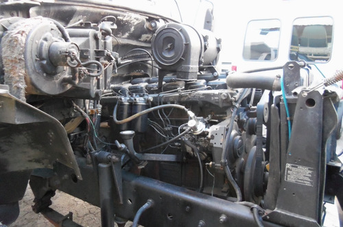 ford f14000 reduzido caçamba
