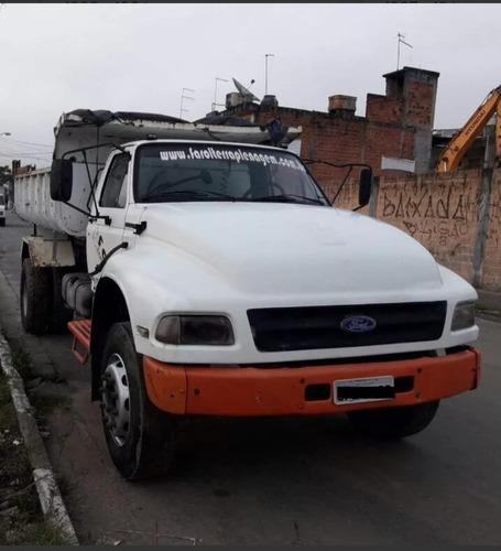 ford f14000 toco caçamba