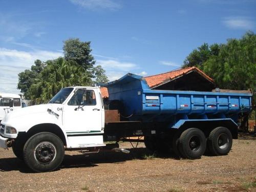 ford f14000/95.truck/caçamba