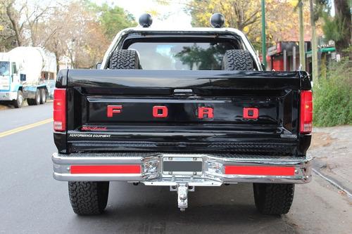ford f150 - 6 cilindros - caja larga automatica