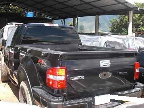 ford f150 chocado en desarme