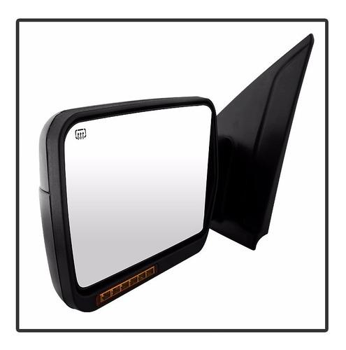 ford f150 f-150 lobo 2007 - 2014 espejo izquierdo electrico
