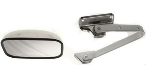ford f150 f250 f350 1987 - 1996 espejo derecho manual