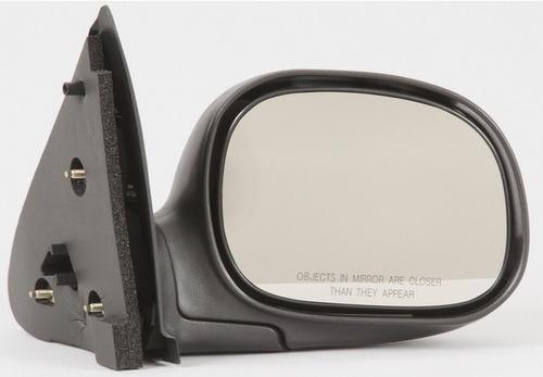 ford f150 lobo 1997 - 2004 espejo derecho manual pintable