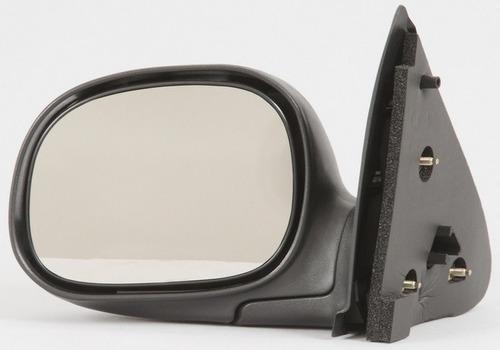 ford f150 lobo 1997 - 2004 espejo izquierdo manual cromado