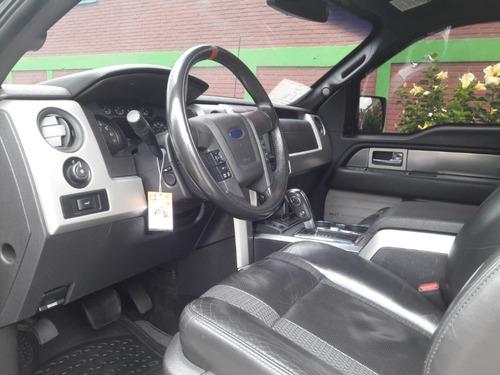 ford f150 raptor 6.2 4x4 aut.gasolina techo cuero full equip