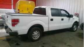 ford f150 xl súper crew cab blindada nivel 3