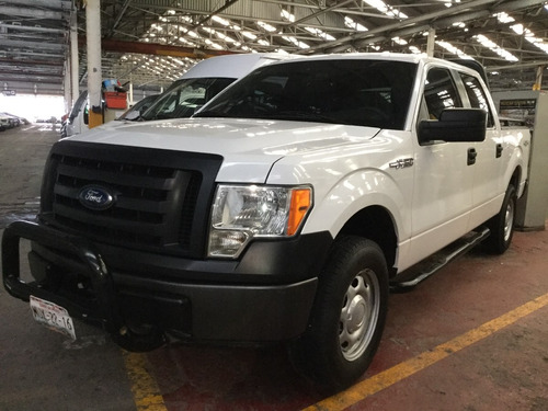 ford f150 xlt doble cabina aut ac 2012