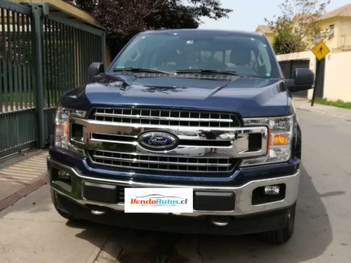 ford f150 xlt double cab 5.0 4x4 2019