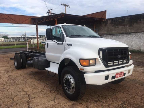 ford f16000 2001 toco chassi cummins 210 cv