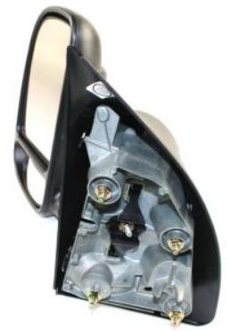 ford f250 f350 f450 1999 - 2007 espejo izquierdo manual
