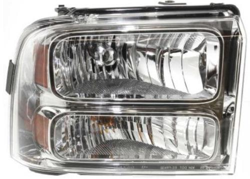 ford f250 f350 f450 f550 2005 - 2007 faro derecho nuevo!!!