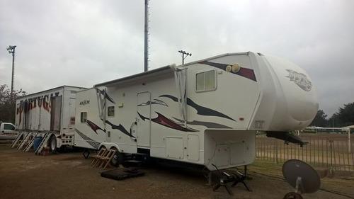 ford f250 lariat y casa rodante
