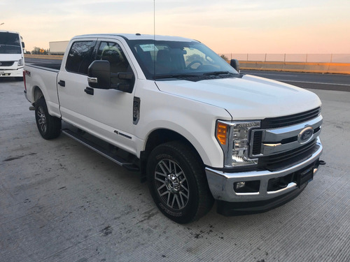 ford f250 super duty 4x4 blindada 5 plus 2017 (impecable)