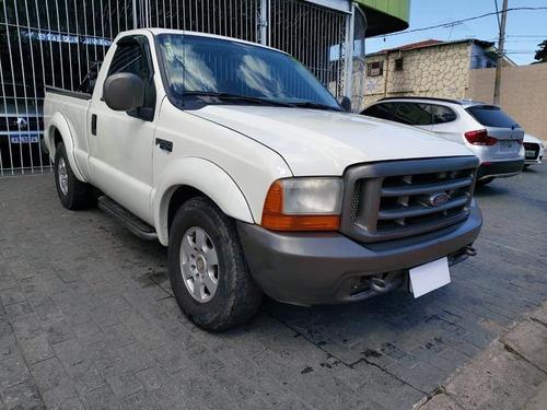 ford - f250 xl mwm 4.2 turbo (diesel) - 2001