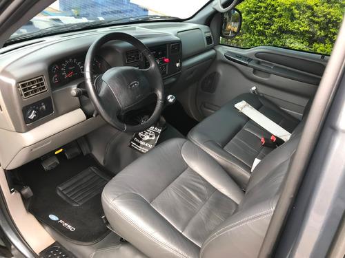 ford f250 xlt-l 4.2 mwm turbo diesel