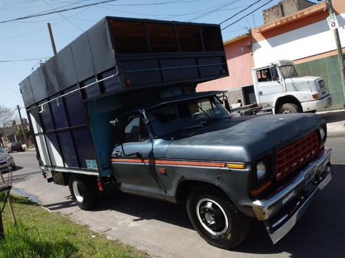 ford f350 1979 perking 6