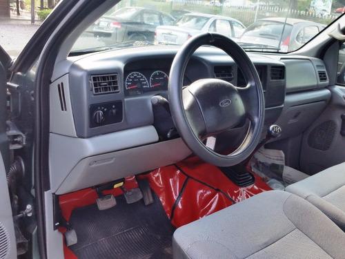 ford  f.350  2007  com ar na carroceria