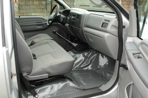 ford f350 ano 2017 carroceria unico dono com ar condicionado