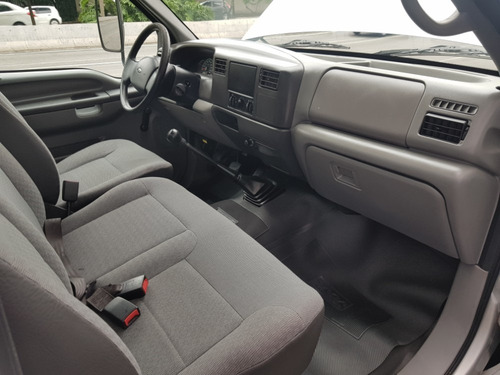 ford f350 baú 2011/2011 apenas 41500km unico dono