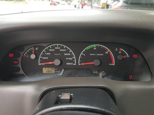 ford f350 baú 2011/2011 motor cummins 3.9 unico dono