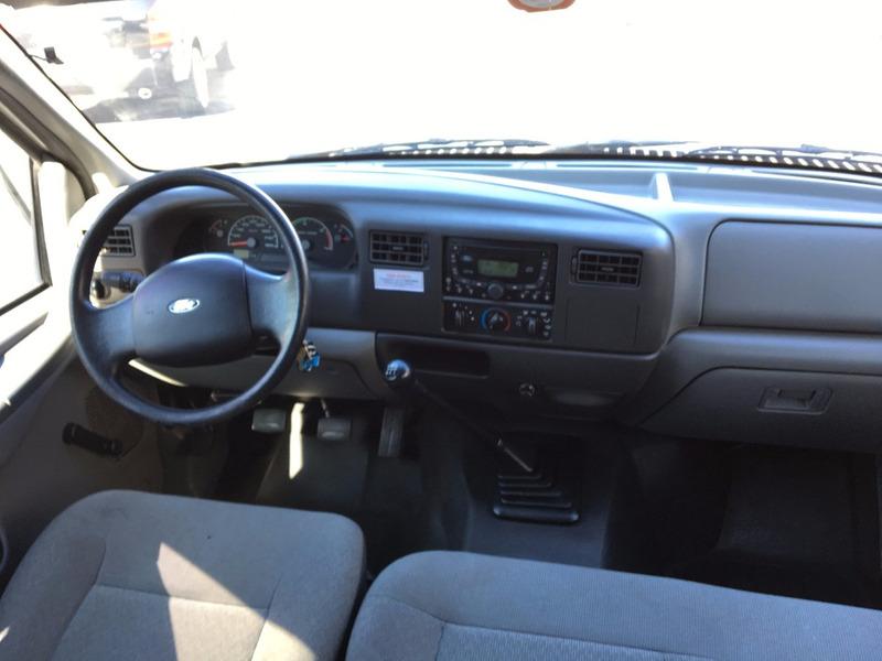 ford f350 cd com baú