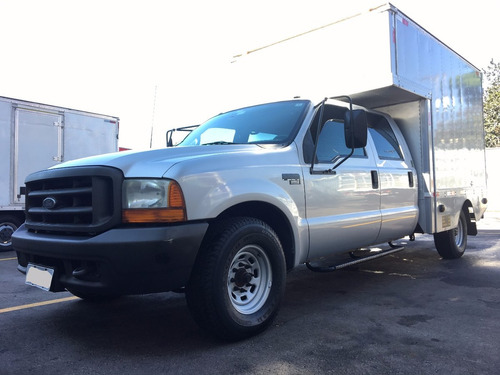 ford f350 cd com baú
