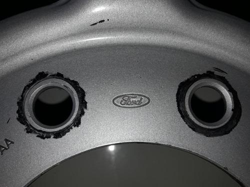 ford - f350 roda de ferro original, usada em estado de nova