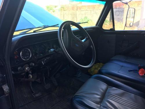 ford f4000 1979 mwm 229,baú 4,20 mts