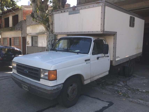 ford f4000 1995 mwm exelente camion