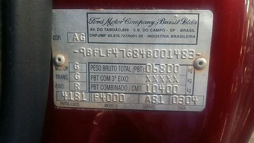 ford f4000 2004 carroceria