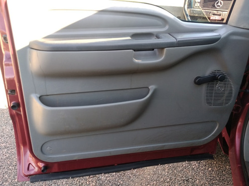 ford f4000 - 2005 carroceria