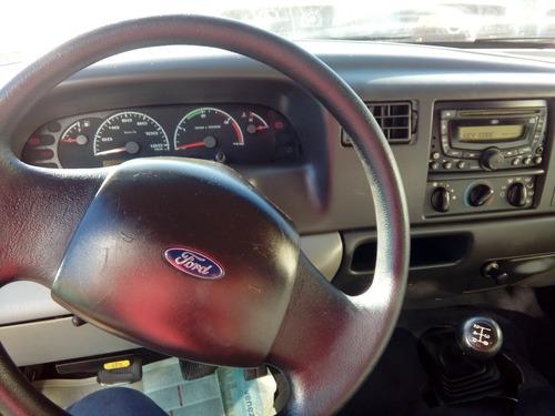 ford f4000 2010 carroceria